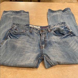 Men's Urban Pipeline jeans size 34/30